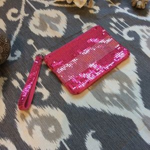 Victoria's Secret Sequin Wristlet